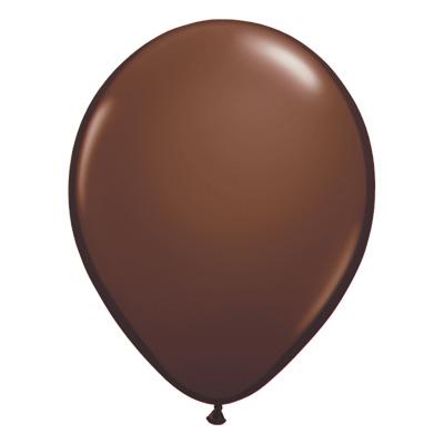 Fashion chocolade bruine ballon