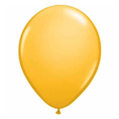 Fashion Guldenroede (Goldenrod) ballon