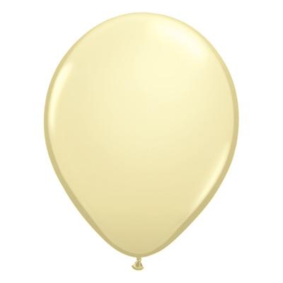 Fashion ivoren-zijden ballon