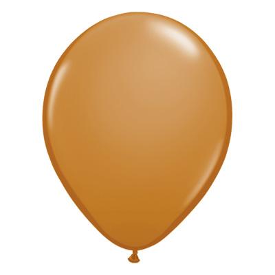 Fashion Mokka bruine ballon