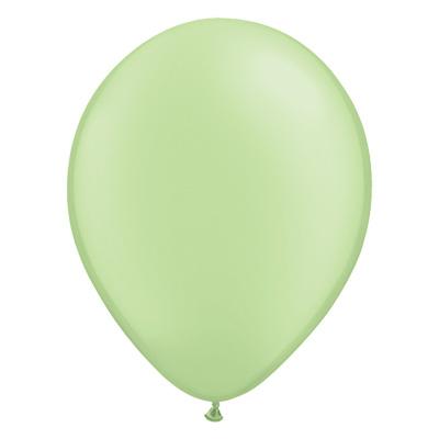 Neon-groene ballon