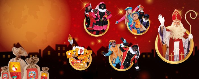 Sinterklaas feestje? Eerst even naar 't Feesthuis!